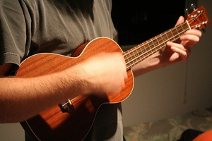 My ukulele by kevin1024.jpg